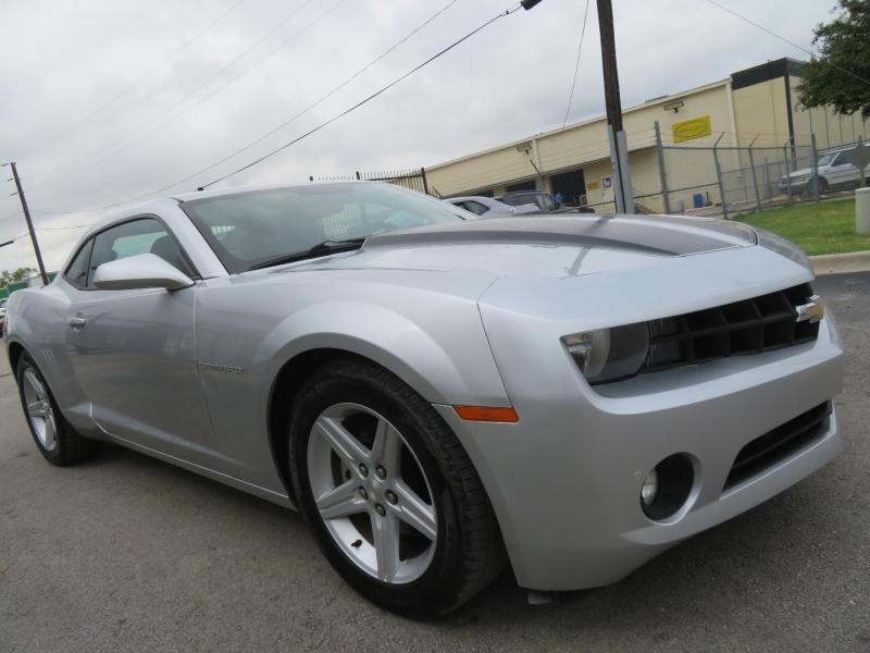 Chevrolet Camaro 2012 price $12,980