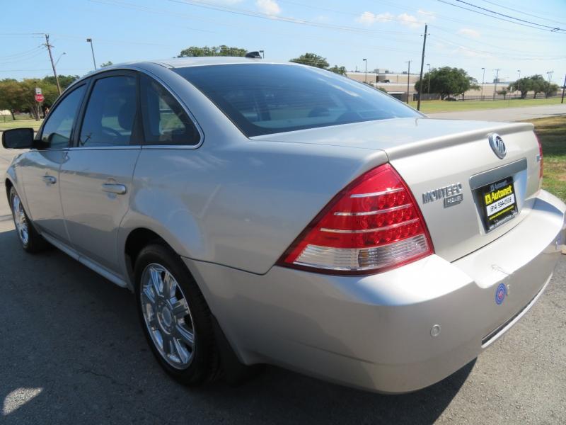Mercury Montego 2007 price $4,995
