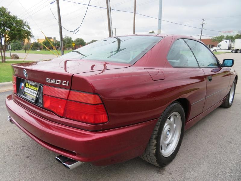 BMW 8-Series 1995 price $14,999