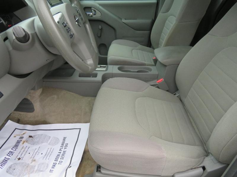 Nissan Frontier 2016 price $13,595