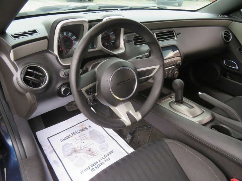 Chevrolet Camaro 2011 price $9,490