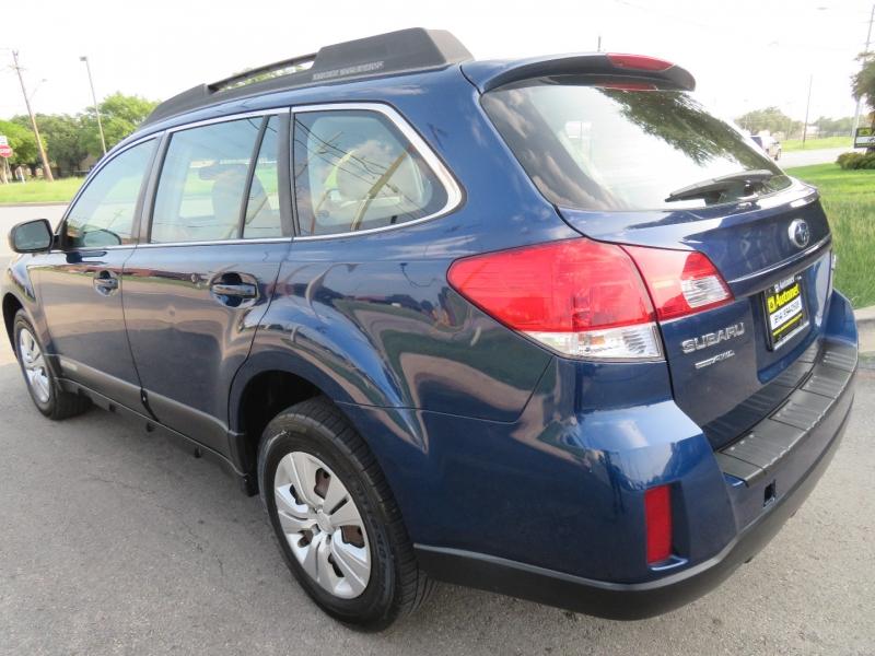 Subaru Outback 2011 price $5,995