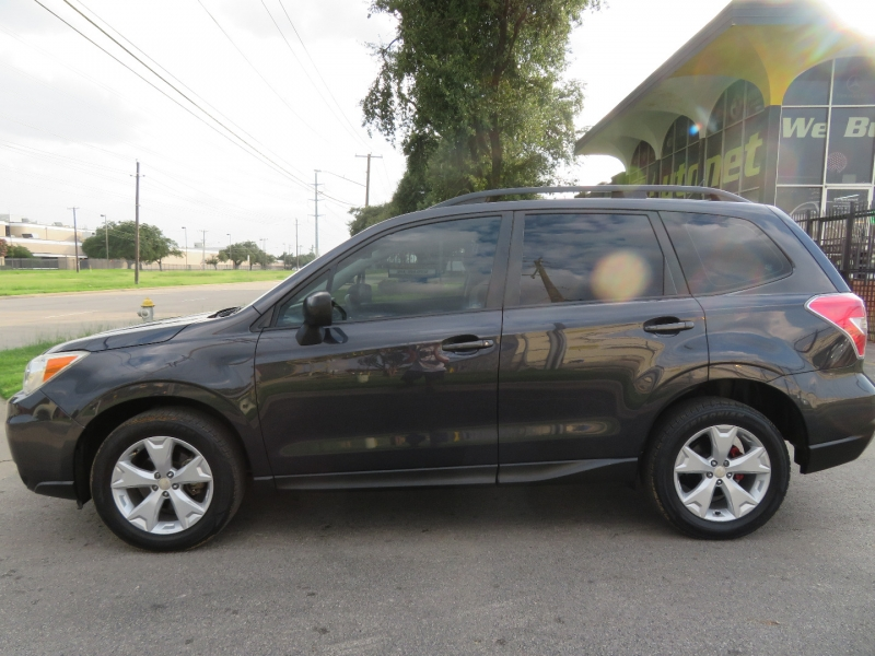 Subaru Forester 2015 price $9,980