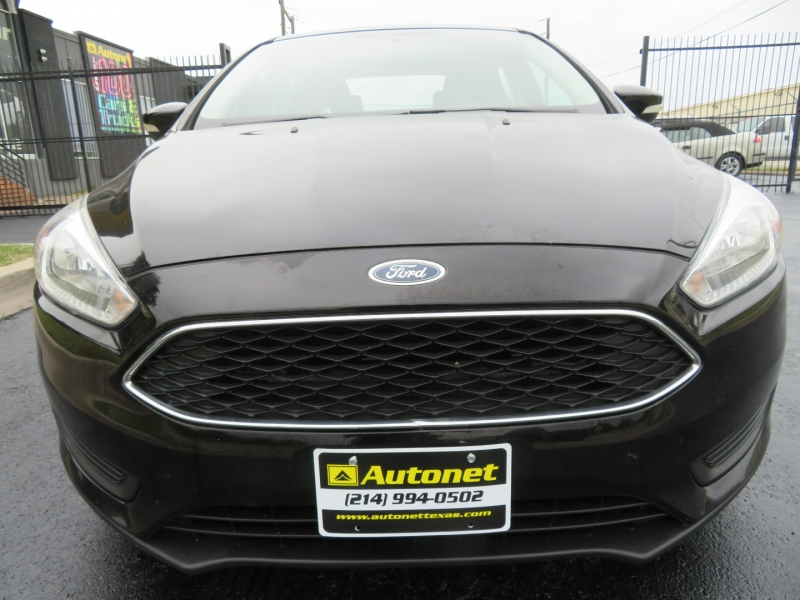 Ford Focus 2016 price $7,999