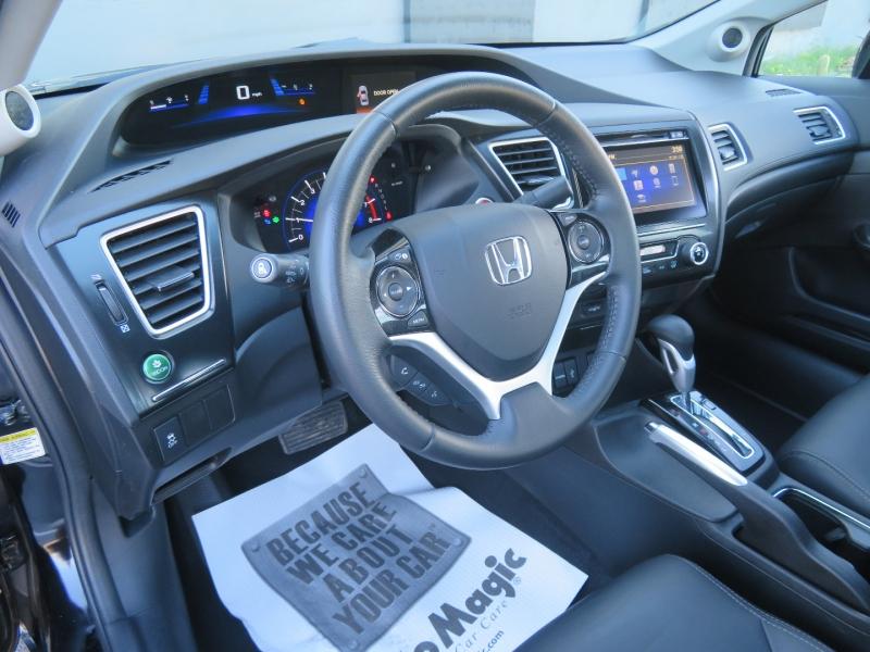 Honda Civic Sedan 2015 price $13,980
