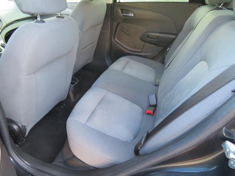 Chevrolet Sonic 2013 price $5,590