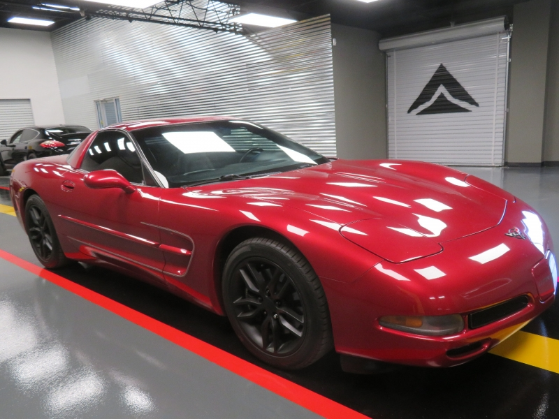 Chevrolet Corvette 2000 price $12,980