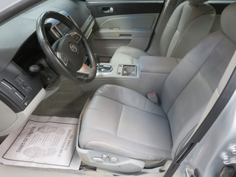Cadillac STS 2009 price $5,590