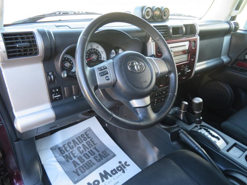 Toyota FJ Cruiser 2007 price $10,590