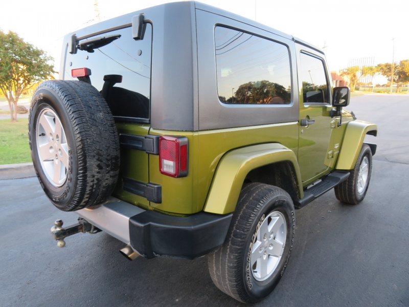Jeep Wrangler 2008 price $10,890