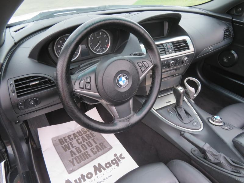 BMW 6-Series 2007 price $9,890