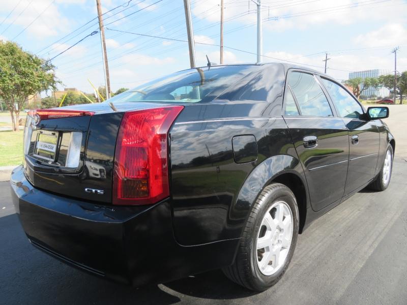 Cadillac CTS 2007 price $5,850