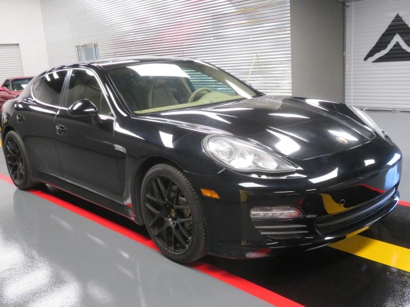 Porsche Panamera 2010 price $20,850