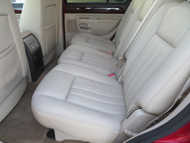 Lincoln Aviator 2003 price $4,999