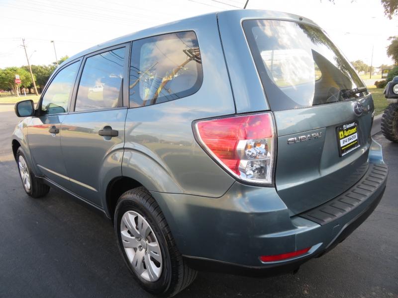 Subaru Forester 2009 price $5,590