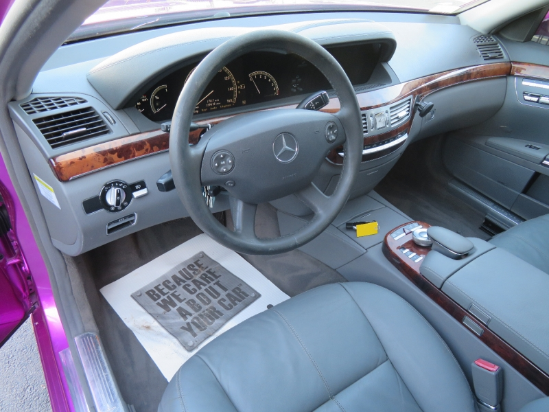 Mercedes-Benz S-Class 2007 price $10,890