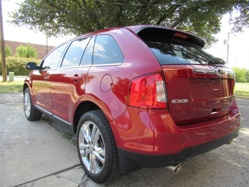 Ford Edge 2013 price $11,490