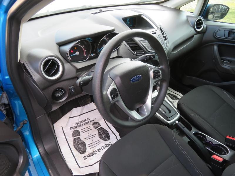 Ford Fiesta 2017 price $6,890