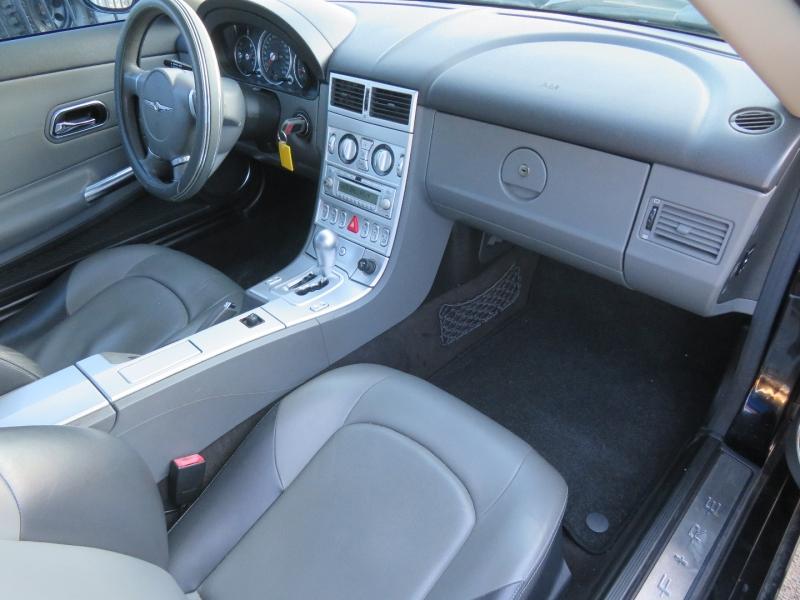 Chrysler Crossfire 2007 price $7,850