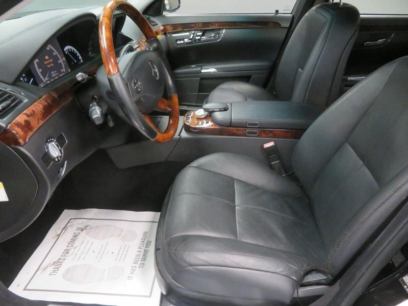 Mercedes-Benz S-Class 2008 price $11,999