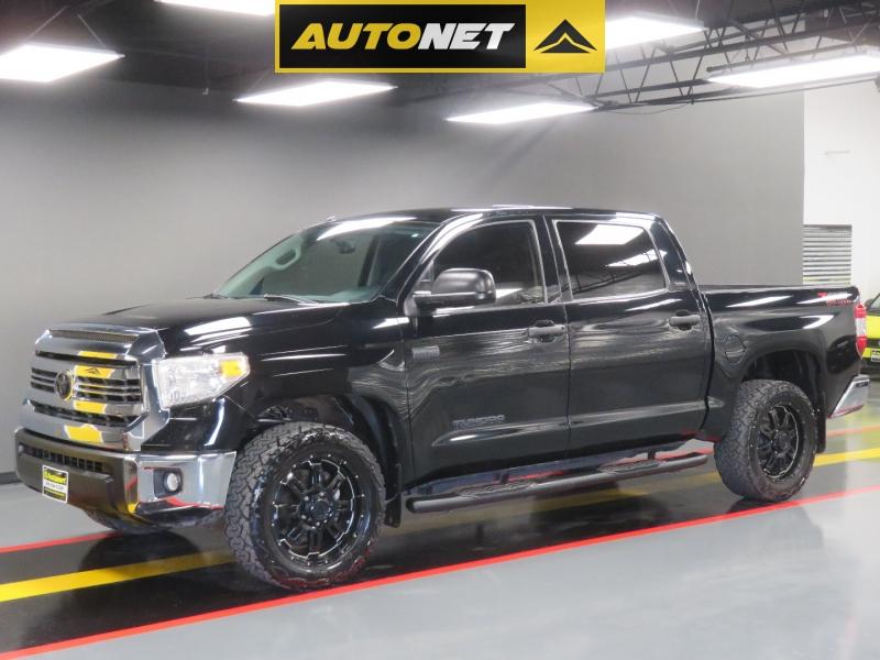 Toyota Tundra 4WD Truck 2016 price $25,955