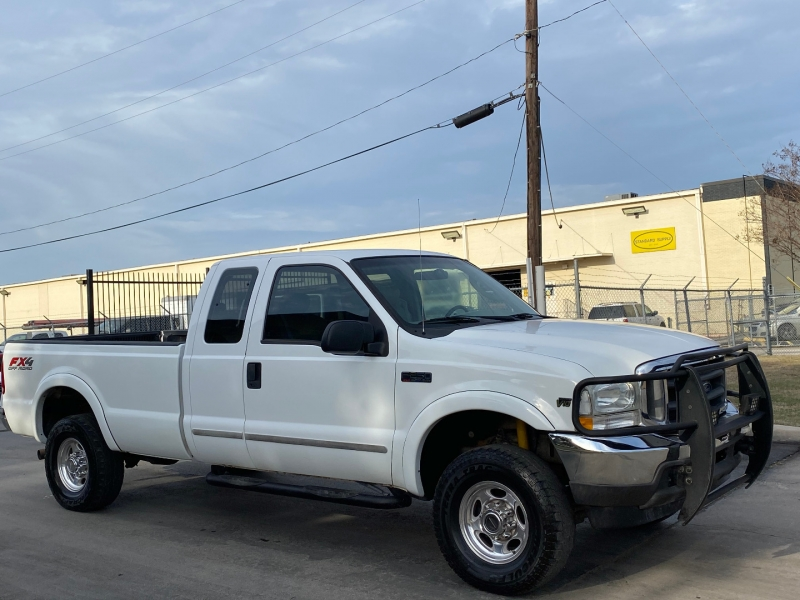Ford Super Duty F-250 2004 price $7,999