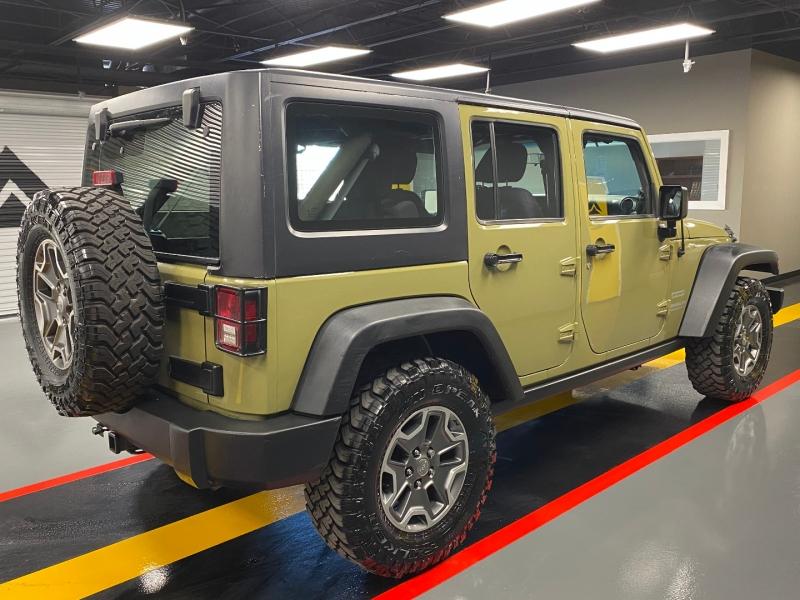 Jeep Wrangler Unlimited 2013 price $18,950