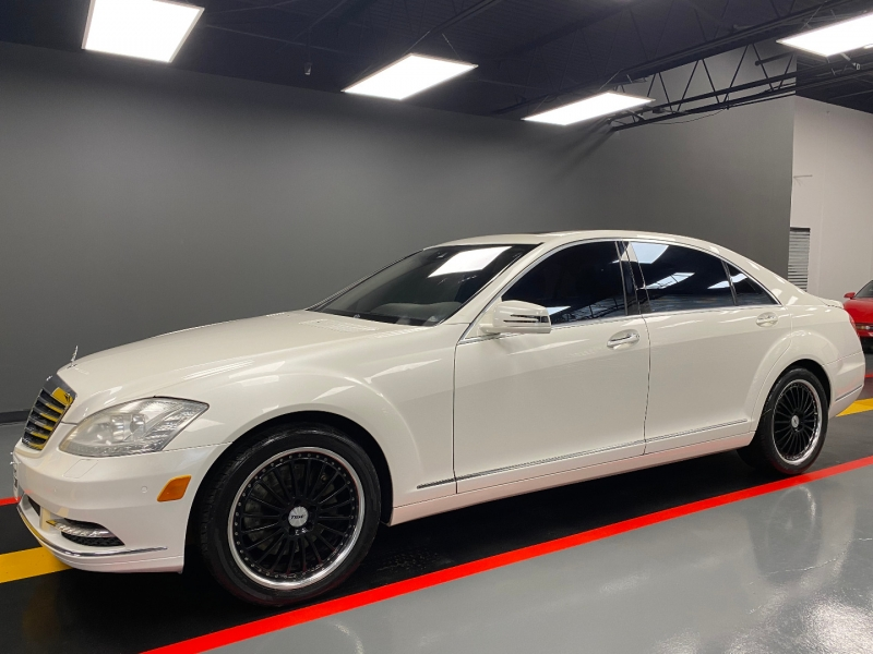 Mercedes-Benz S-Class 2013 price $21,850