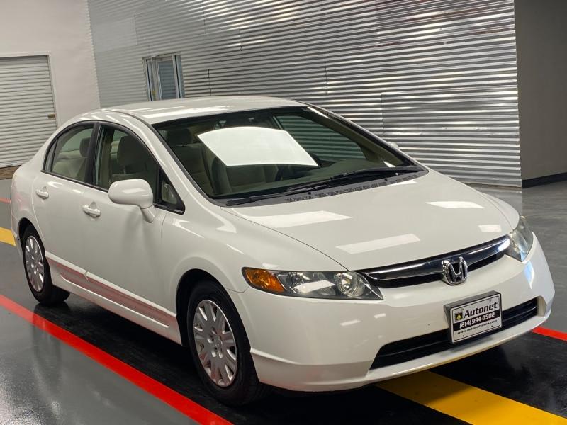 Honda Civic Sdn 2007 price $6,999