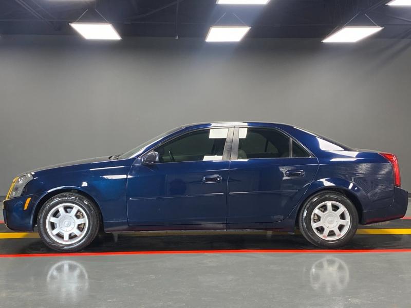 Cadillac CTS 2003 price $4,850