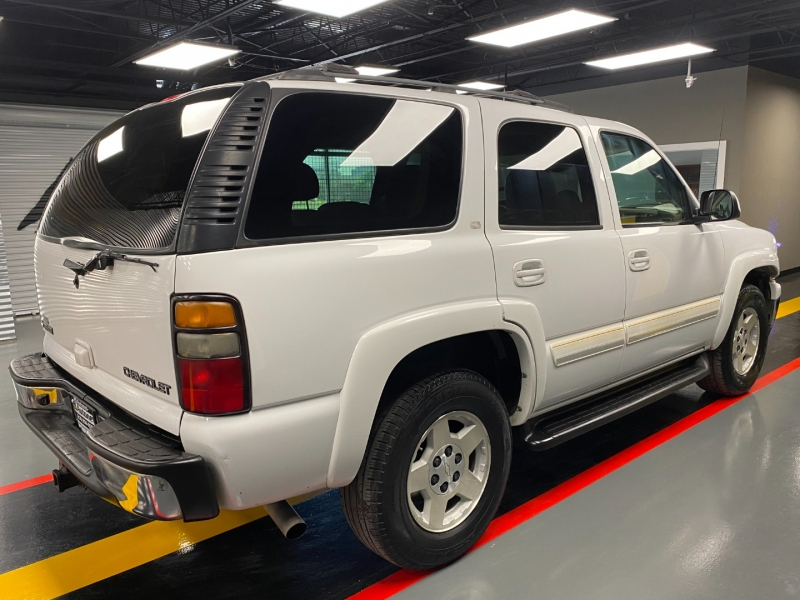 Chevrolet Tahoe 2005 price $5,850