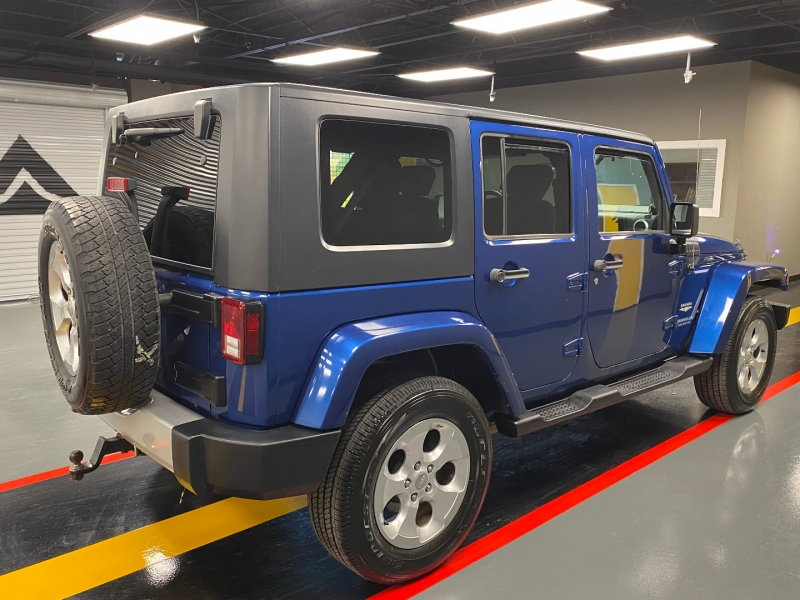 Jeep Wrangler Unlimited 2010 price $15,590