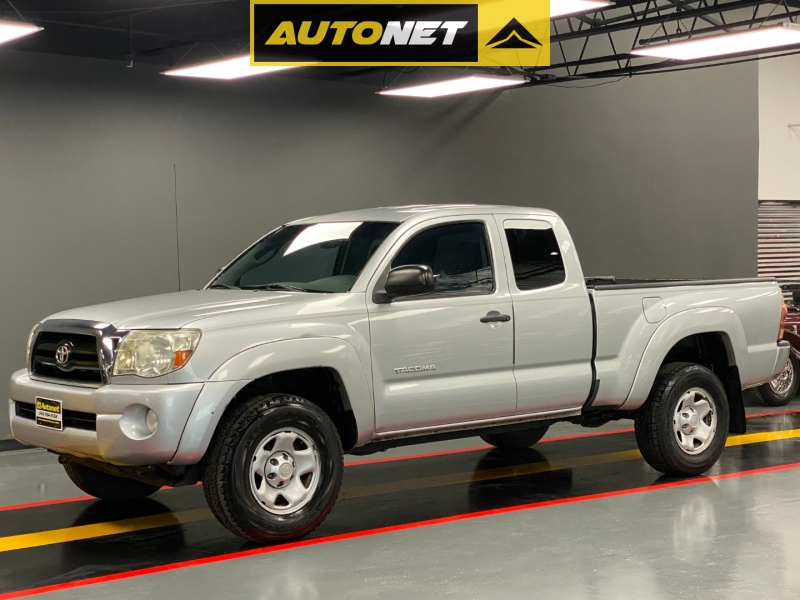 Toyota Tacoma 2007 price $9,850