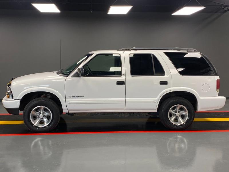 Chevrolet Blazer 2002 price $3,999