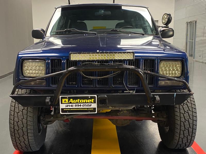 Jeep Cherokee 2001 price $8,850