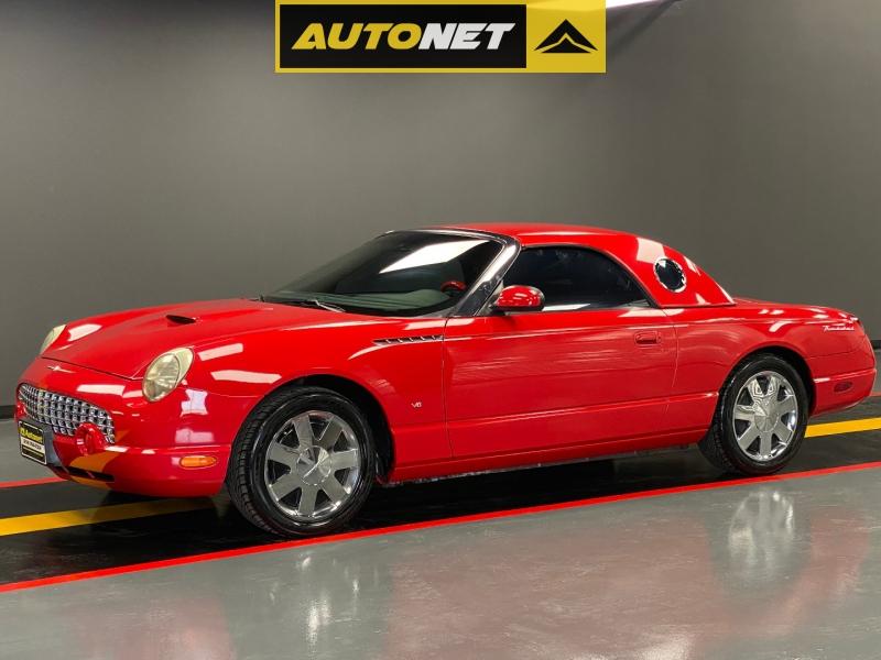 Ford Thunderbird 2002 price $14,995