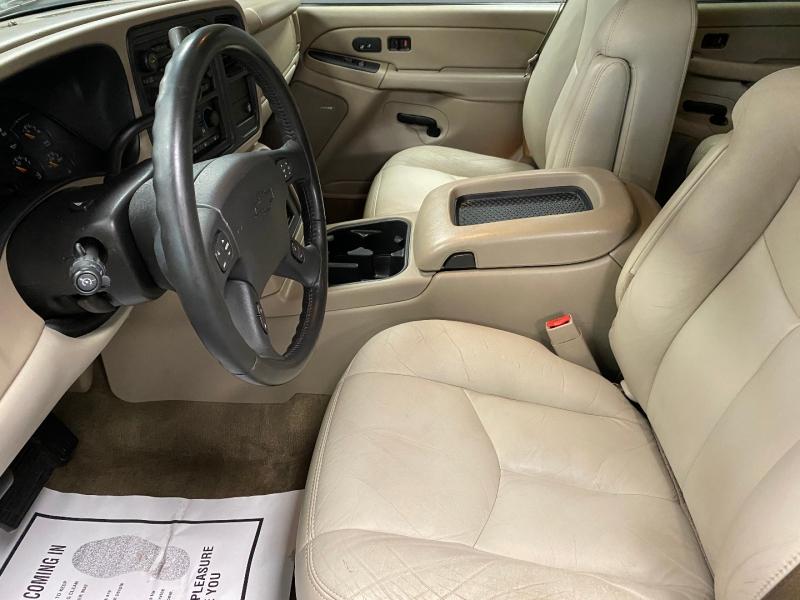 Chevrolet Tahoe 2005 price $6,999