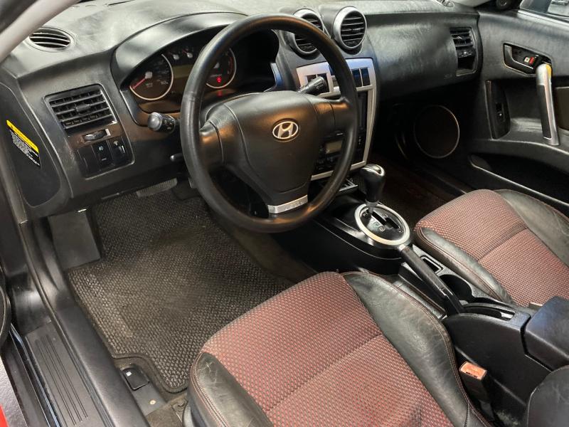 Hyundai Tiburon 2005 price $4,999