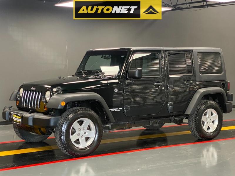 Jeep Wrangler Unlimited 2012 price $17,995