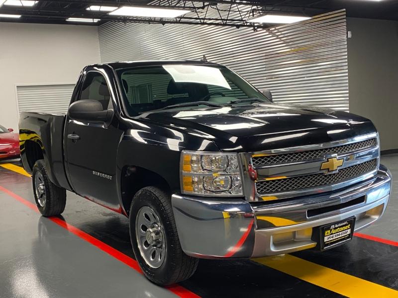 Chevrolet Silverado 1500 2012 price $13,980