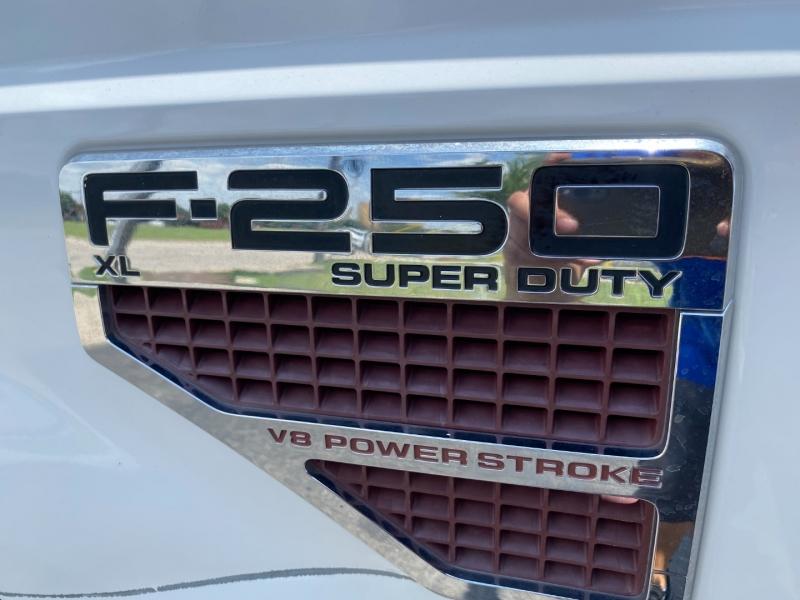 Ford Super Duty F-250 SRW 2008 price $8,850