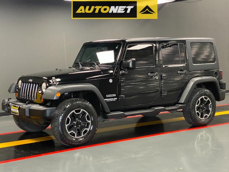 Jeep Wrangler Unlimited 2011 price $20,850