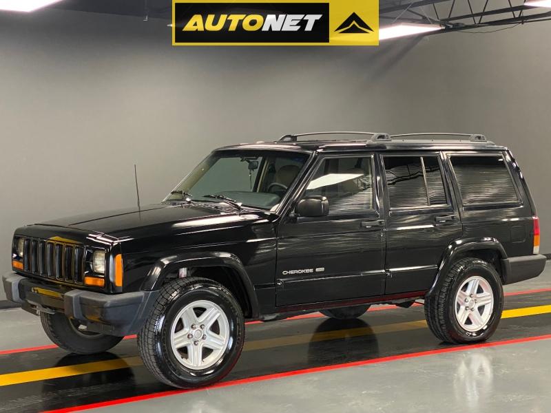 Jeep Cherokee 2001 price $4,490