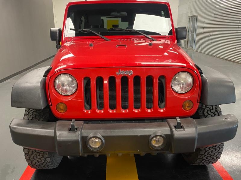 Jeep Wrangler Unlimited 2010 price $18,950