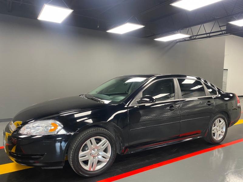Chevrolet Impala Limited 2016 price $9,995