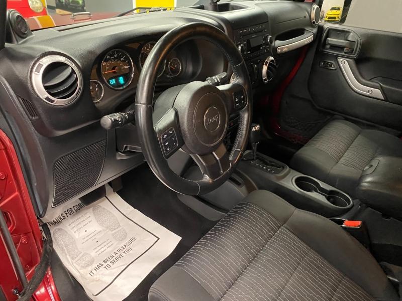 Jeep Wrangler Unlimited 2011 price $14,590