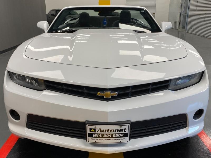 Chevrolet Camaro 2015 price $15,850