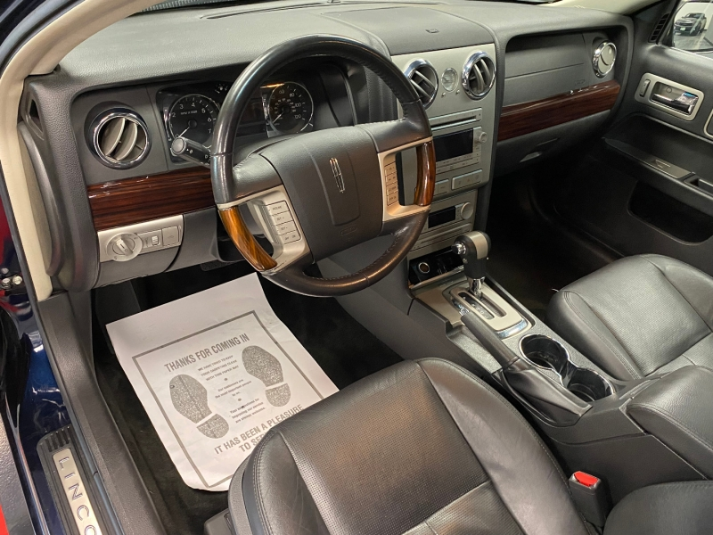 Lincoln MKZ 2008 price $9,490