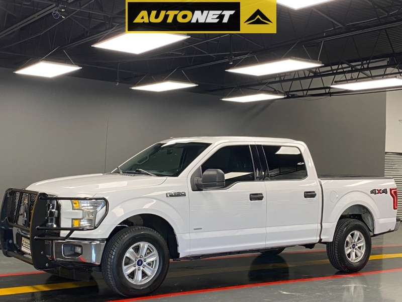 Ford F-150 2017 price $18,850