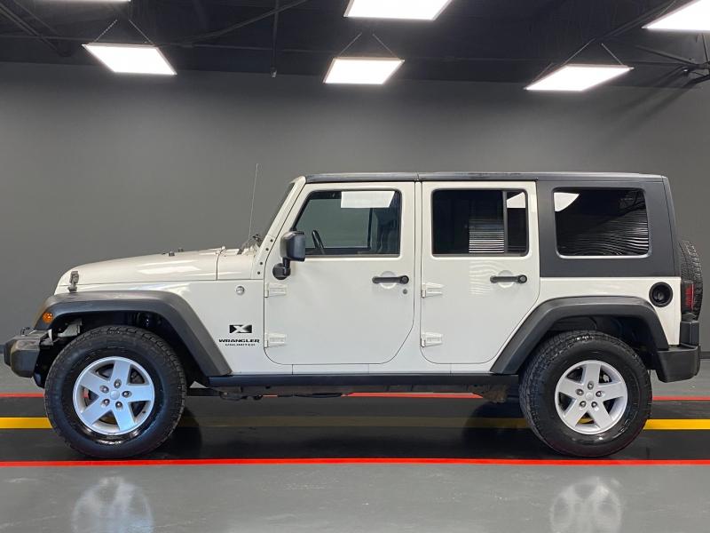 Jeep Wrangler 2007 price $14,490